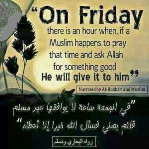 Importance of Jummah Prayer in Quran and Hadith0